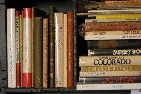 LOT OF 48 BOOKS, NEW MEXICO, COLORADO, NEVADA, & MONTAN
