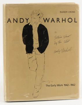 Andy Warhol: A Picture Show By Rainer Crone, 1987