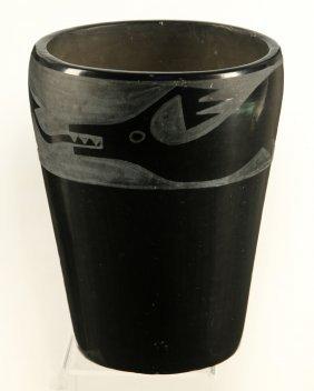 Rose Gonzales (ca. 1900-1989) San Ildefonso Vase