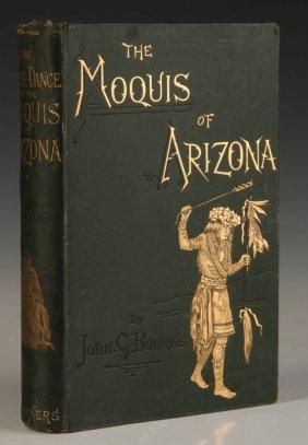 Bourke, John G., The Snake-dance Of The Moquis Of