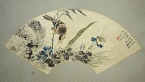 Zhang, Da Zhuan Hand Painted Chinese Painting