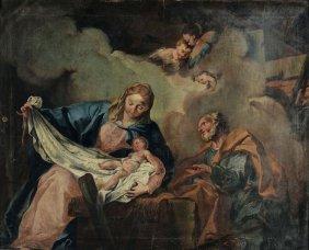 Giovan Battista Pittoni (venezia 1687-1767), Copia Da,