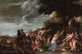 Andrea De Lione (napoli 1610 - 1685), Cerchia Di,