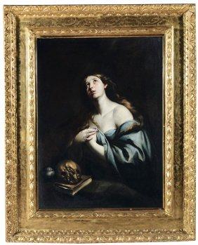 Domenico Andrea Vaccaro (napoli 1678-1745), Santa Maria