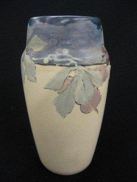 Weller Hudson Art Pottery Vase,