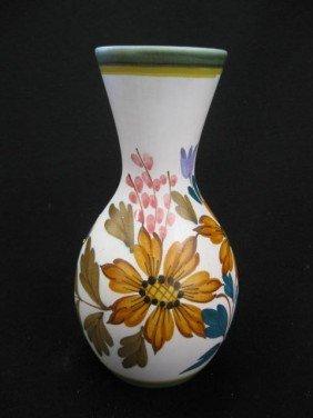 Gouda Art Pottery Vase,