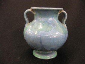Early Cole North Carolina Pottery Vase,
