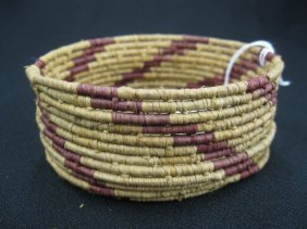 Antique Indian Basket,