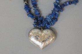 Lapis Necklace,