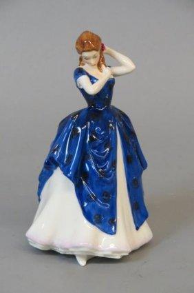 "Royal Doulton Figurine ""laura"","