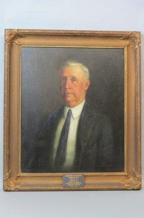 Cornelius Hankins Oil Painting Of