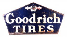 Goodrich Tires Advertising Sign