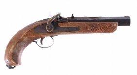 Rickey G. Lloyd Black Powder Pistol