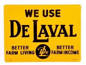 De Laval Dairy Sign
