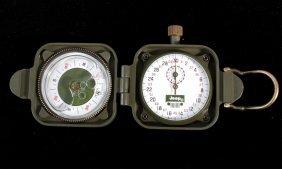 Jeep Vehicle Compass Stopwatch