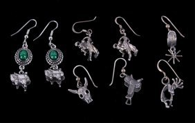 Western Cowboy Earring Collection