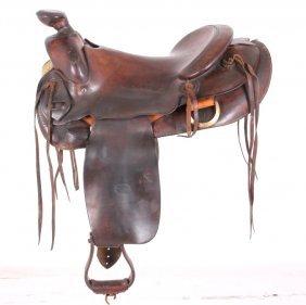 Art Hugenberger San Fernando Valley Saddle