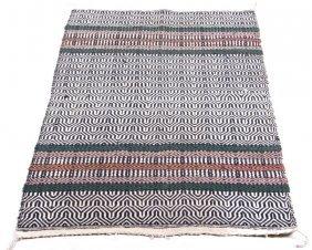 Yakama Chief's Wearing Blanket 19th To 20th C.