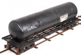 "Or&w Railroad 7.5"" Gauge Tank Car"