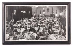 1939 Ford Merit Club Framed Photograph