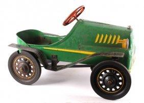 Antique Garton Racer Pedal Car