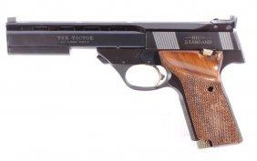 High Standard The Victor Military Model Pistol Nib