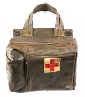 Korean War Bomber Pilot First Aid Kit