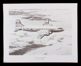 Mcdonnell Douglas Aircraft Print Collection