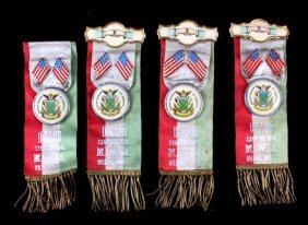 Modern Woodmen Of America Ribbon Collection Mont.