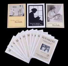 1920's Kodak Photography Publications