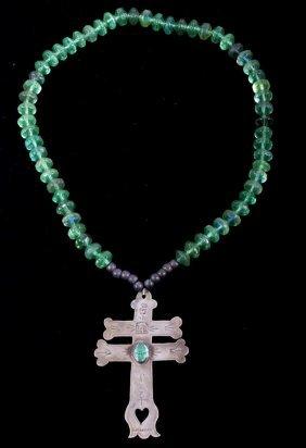 Hudson Bay Montreal Silver Cross 1780-1840