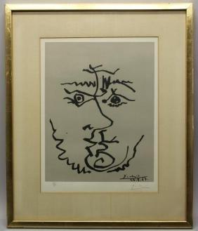 Pablo Picasso (1881-1973, Spain, France)