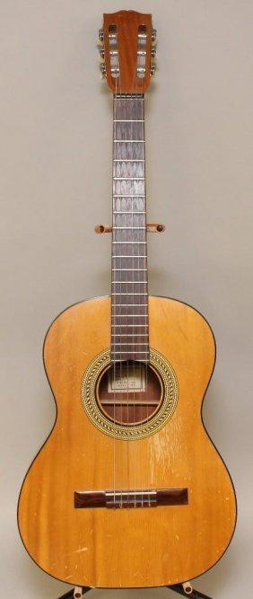 Gibson 1964 C-0 Classical Acoustic Guitar