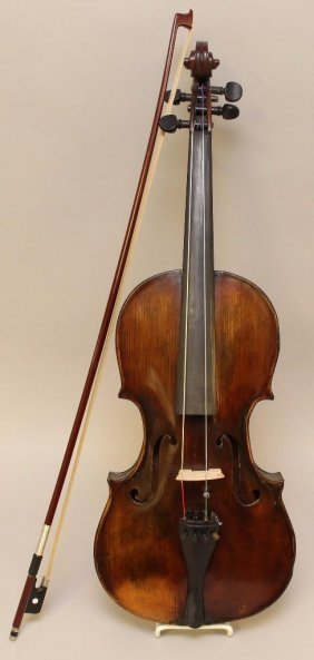 Viola With Bow