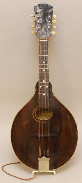 The Gibson Style A Mandolin
