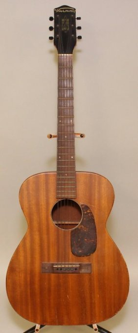 Harmony H-165 1960s Acoustic Guitar