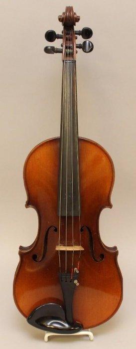 Copy Of An Antonius Stradivarius Violin