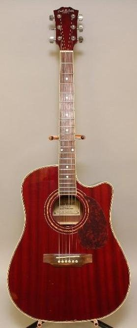 Carlo Robelli Acoustic Guitar