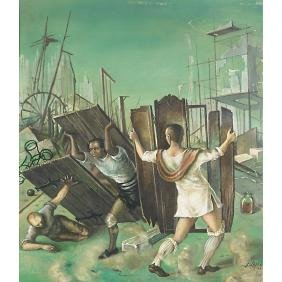 Stanislas Lepri (italian, 1905-1980)