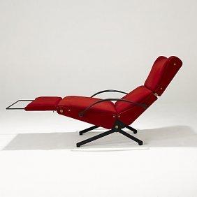 OSVALDO BORSANI; TECNO P40 Lounge Chair