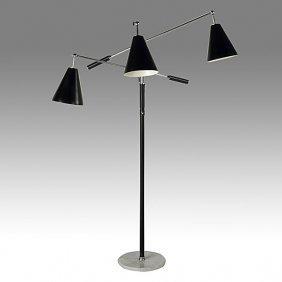 ARREDOLUCE Three-arm Floor Lamp