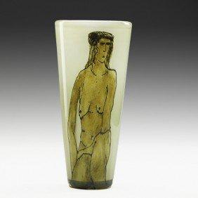 MACE-KIRKPATRICK; Vase