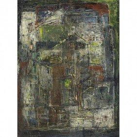 DONALD DESKEY: Three Oil Paintings