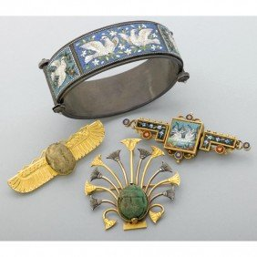 JEWELRY SOUVENIRS OF GRAND TOUR