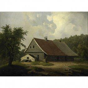 JOHANN GUSTAV GRUNEWALD (German-American, 1805-18