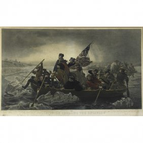 19TH C. AMERICAN ENGRAVING