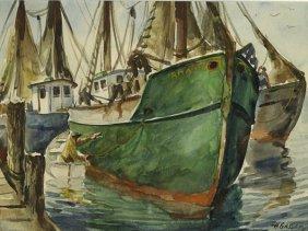 Henry Martin Gasser (American, 1909-1981)