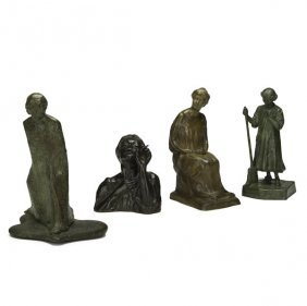 Female Figural Group