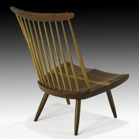 GEORGE NAKASHIMA New Lounge Chair