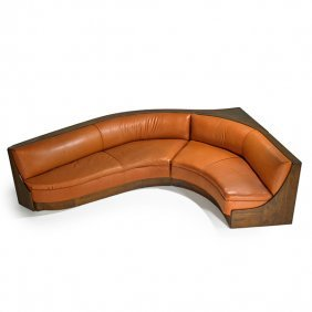 WHARTON ESHERICK Sectional Sofa